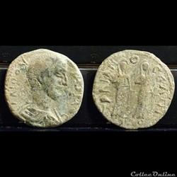 CILICIA, Selinus. Maximus. Caesar