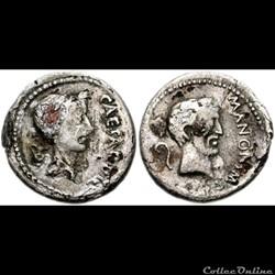 005. Mark Antony and Julius Caesar