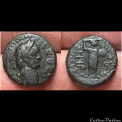 Judaea, Ascalon; Domitian