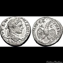 SYRIA, Seleukis and Pieria. Antioch; Caracalla