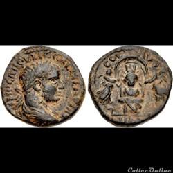 COELESYRIA, Heliopolis. Gallienus