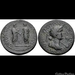 CILICIA, Hierapolis-Castabala. Marcus Au...
