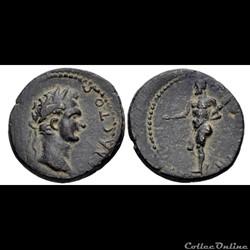 CARIA, Heraclaea Salbace; Domitian