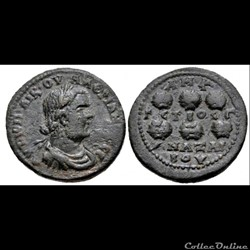CILICIA, Anazarbus. Valerian I