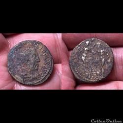 THRACE. Deultum. Philip I