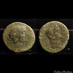 010. Livia and Tiberius