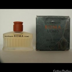 BIAGIOTTI LAURA	ROME POUR HOMME