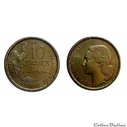 10 francs 1950 ESSAI