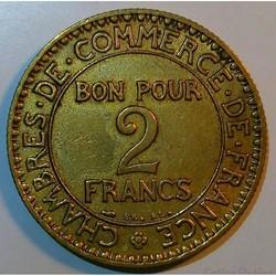2 francs 1927