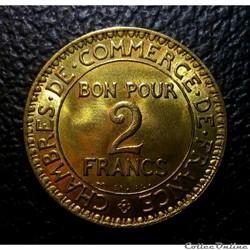 2 francs 1920