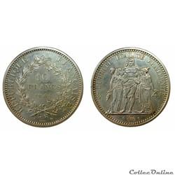 10 francs 1964 ESSAI