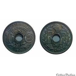 10 centimes 1938 ESSAI