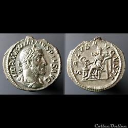 Maximinus I, AR Denarius