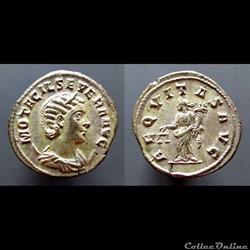 Otacilia Severa, AR Antoninianus