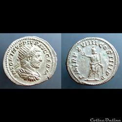 Caracalla, AR Antoninianus