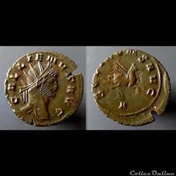 Gallienus, AE Antoninianus