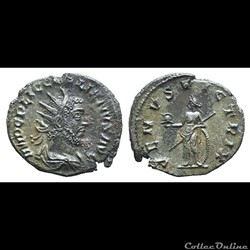 Gallienus, Billon Antoninianus: VENVS VI...