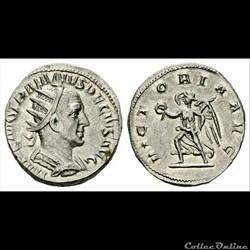 Trajan Decius, AR Antoninianus