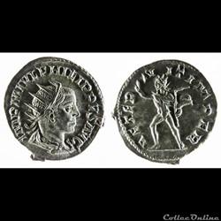 Philip II, AR Antoninianus