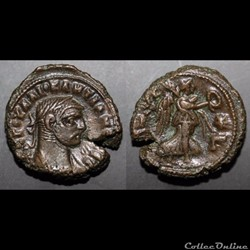 Diocletian, billon tetradrachm