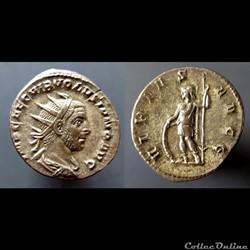 Volusian, AR Antoninianus