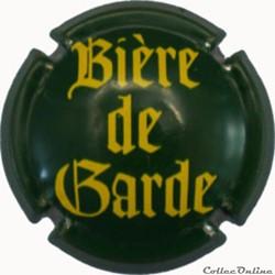 Plaques de muselets de bière