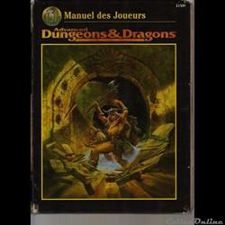 MANUEL DES JOUEURS -  édition 1996