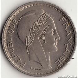 10 FRANCS TURIN Petite Tête 1948
