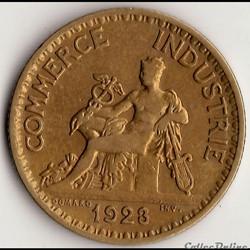 1 franc CHAMBRES DES COMM. 1923 (DOMARD)