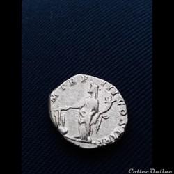 monnaie antique romaine denier septime severe