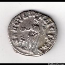 monnaie antique romaine denier julia maesa