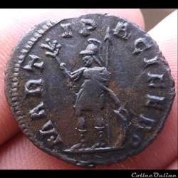 les monnaies de Gallien