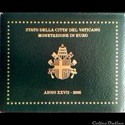 LVA-AK1 2005 : Série Vatican