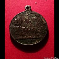 Médaille religieuse XIXème