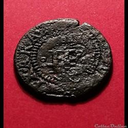 Menut catalan denier - Philippe III comt...