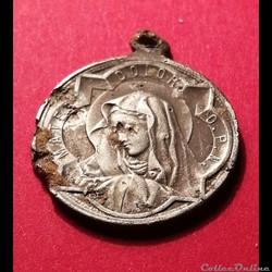 Médaille souvenir de Jerusalem fin XIXèm...