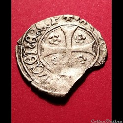 1/4 de Gros - Aymon de Monfaucon 1491-15...