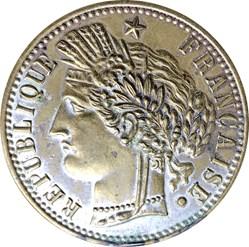 5 Francs Ceres 1894