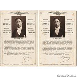 Carton Plébiscite, 15 août 1873 - Prince...