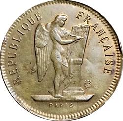 100 Francs Génie 1897