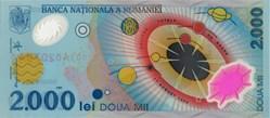 2.000 LEI - 1999