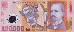 100.000 LEI - 2001