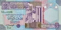 1/2 DINAR - 2002