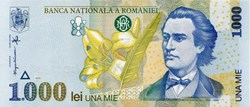 1.000 LEI - 1998