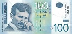 100 DINARA - 2006