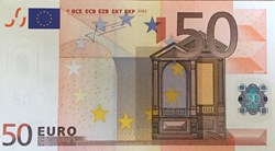 50 Euro 2002 Pick 11x Allemagne