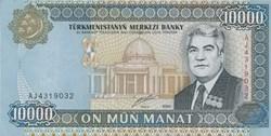 10.000 MANAT- 2000