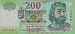 200 FORINT - 2005