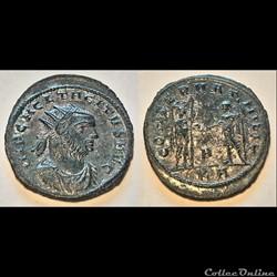Tacitus (A.D.276). AE Antoninianus. FIDE...
