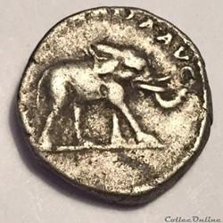Septimius Severus. Dennarius
